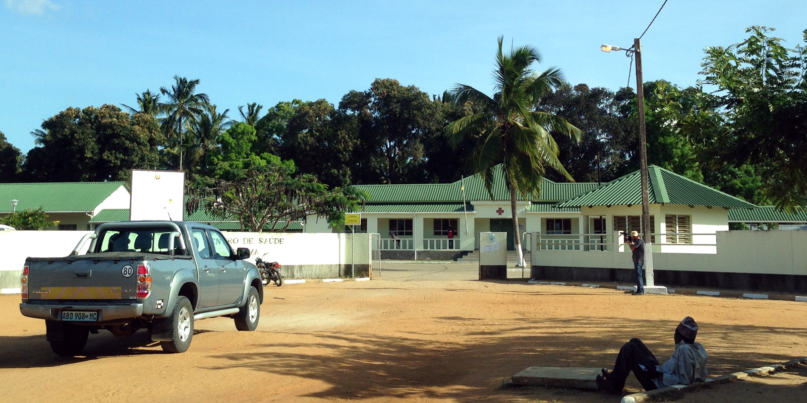 villaggio Eni